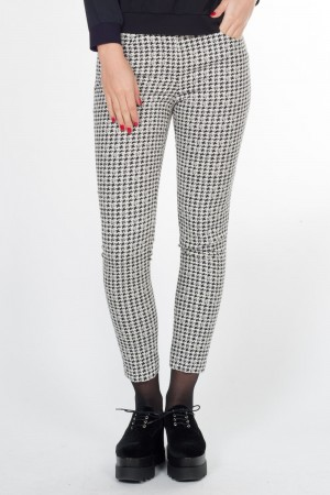 Marccain Collection (broek in pied de poule)