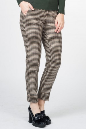 River Woods Dames (geruite broek, klassiek model)
