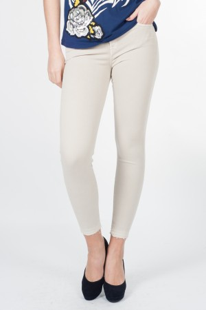 For all mankind Women (cropped jeans, super skinny)