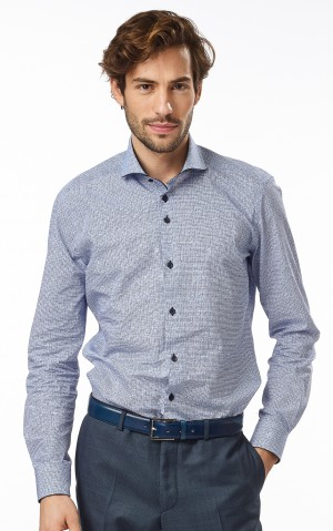 R2 - Westbrook Heren (hemd, slim fit)