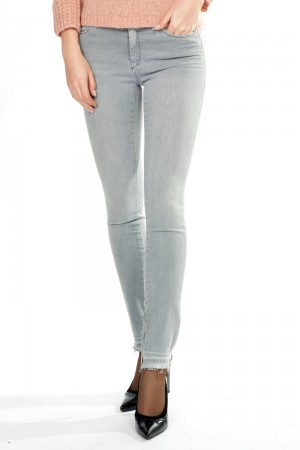 Marccain Collection (jeans, ritsjes, uitgerafeld)